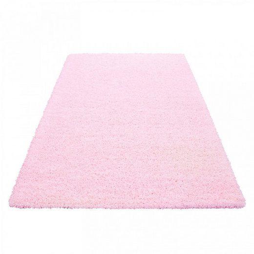 Hochflor-Teppich »Life Shaggy 1500«, Ayyildiz, rechteckig, Höhe 30 mm