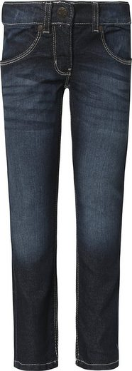 Minymo Jeansshorts »Jeanshose für Mädchen, tight fit«