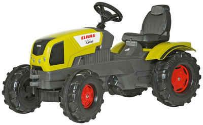 Rolly Toys Tretfahrzeug »Claas Axos 340«, Kindertraktor mit Lader
