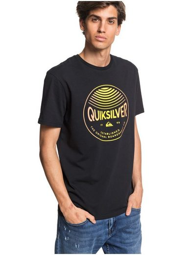 Quiksilver T-Shirt »Colors In Stereo«