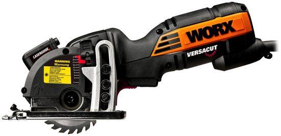 WORX Handkreissäge »VERSACUT WX420«, 400 W