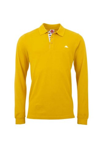 Kappa Langarm-Poloshirt »HARDI« su Logowebba...