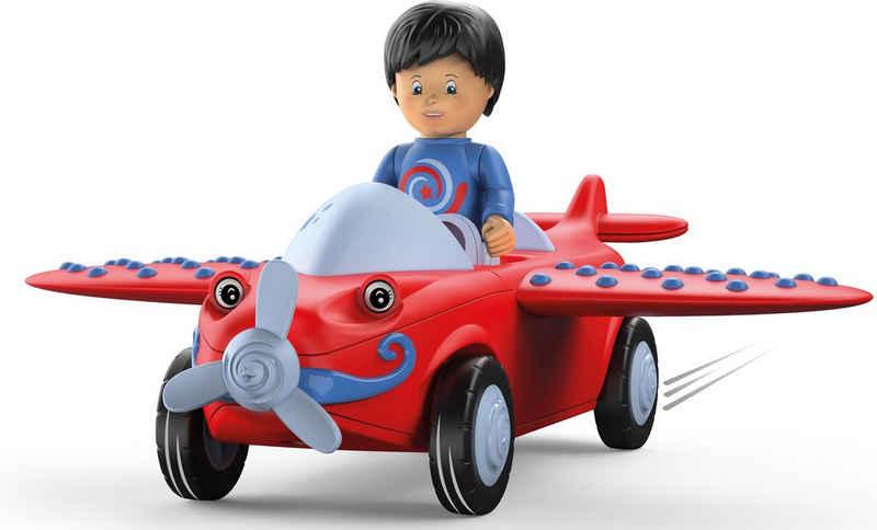 Toddys by siku Spielzeug-Flugzeug »Leo Loopy«, inkl. Licht und Sound