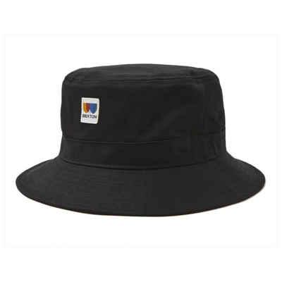 Brixton Fischerhut »Alton Packable Bucket Hat - black«