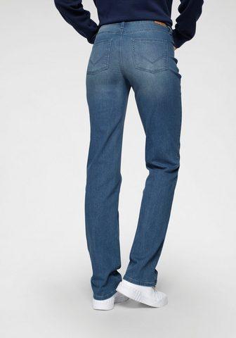 H.I.S Straight-Jeans »High-Waist« Nachhaltig...