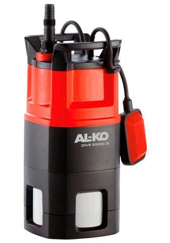 AL-KO Tauchdruckpumpe »DIVE 5500/3« 5.500 l/...