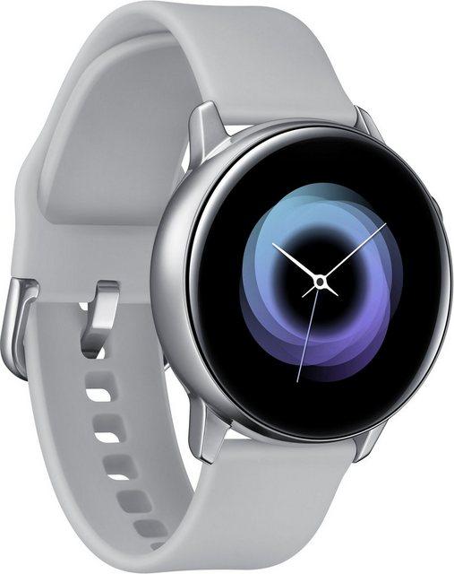 Samsung Galaxy Active SM-R500 Smartwatch (2,8 cm/1,1 Zoll, Tizen OS)
