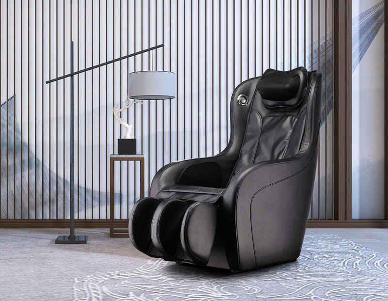 HOME DELUXE Massagesessel »Allegria«, Mehrere Massagerollen zur Massage von Nacken, Schulter, Rücken und Taille