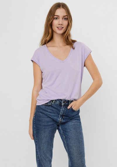 Vero Moda V-Shirt »VMFILLI«