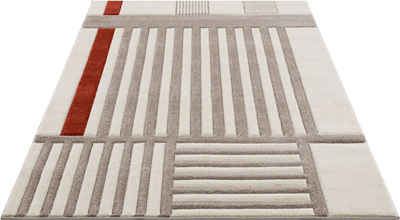 Teppich »Gael«, Guido Maria Kretschmer Home&Living, rechteckig, Höhe 14 mm, mit Konturenschnitt