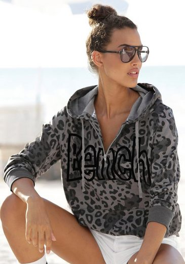 Bench. Sweatshirt mit Animalprint