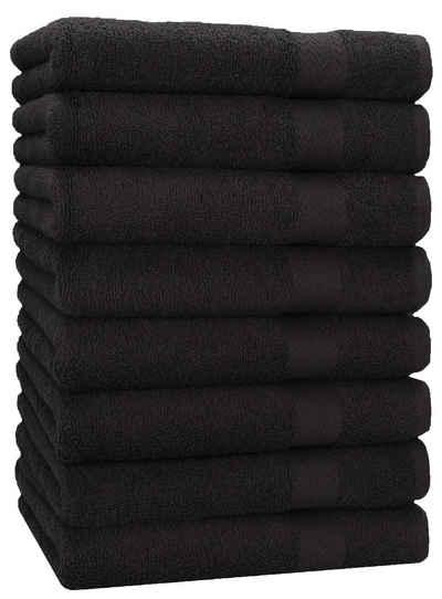 Betz Handtücher »8 Stück Handtücher Set Größe 50 x 100 cm Handtuch Premium 100% Baumwolle« (8-St)