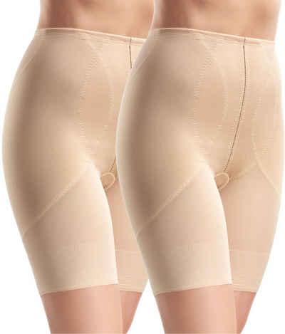 Susa Miederhose »2er Sparpack Miederhose mit Bein CLASSIC« (2 Stück) verstärkte Bauchpartie