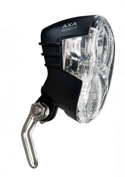 AXA Fahrradbeleuchtung »Scheinwerfer AXA Echo 30 f.Nabendynamo mit Halter«