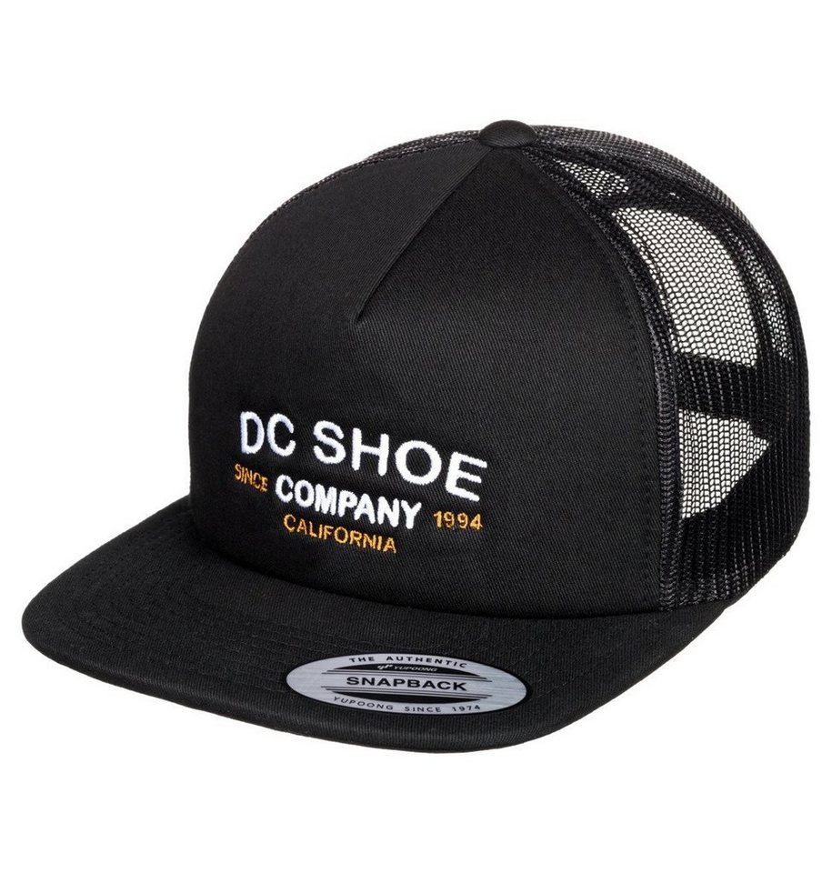 dc shoes -  Trucker Cap »Outdoorsy«