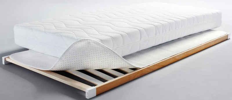 Matratzenschoner »Noppen-Unterlage« Dormisette Protect & Care, schützt die Matratze vor mechanischer Beanspruchung durch den Lattenrost