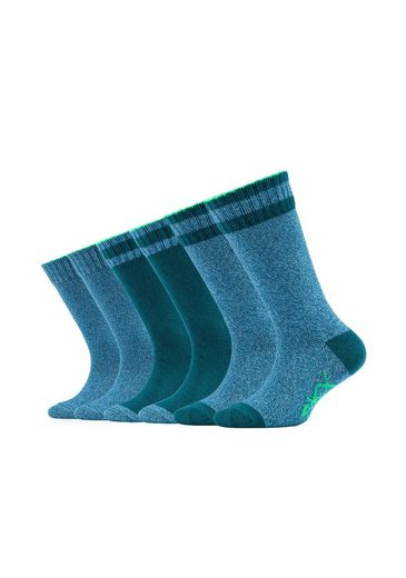 Skechers Socken »Dallas« (6-Paar) 6er Pack