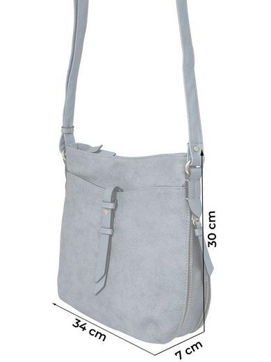TOM TAILOR Handtasche »Marie«