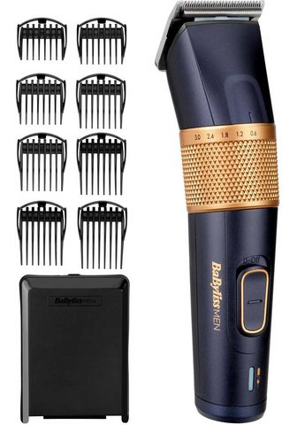 BaByliss Haarschneider E986E MEN Lithium Power ...