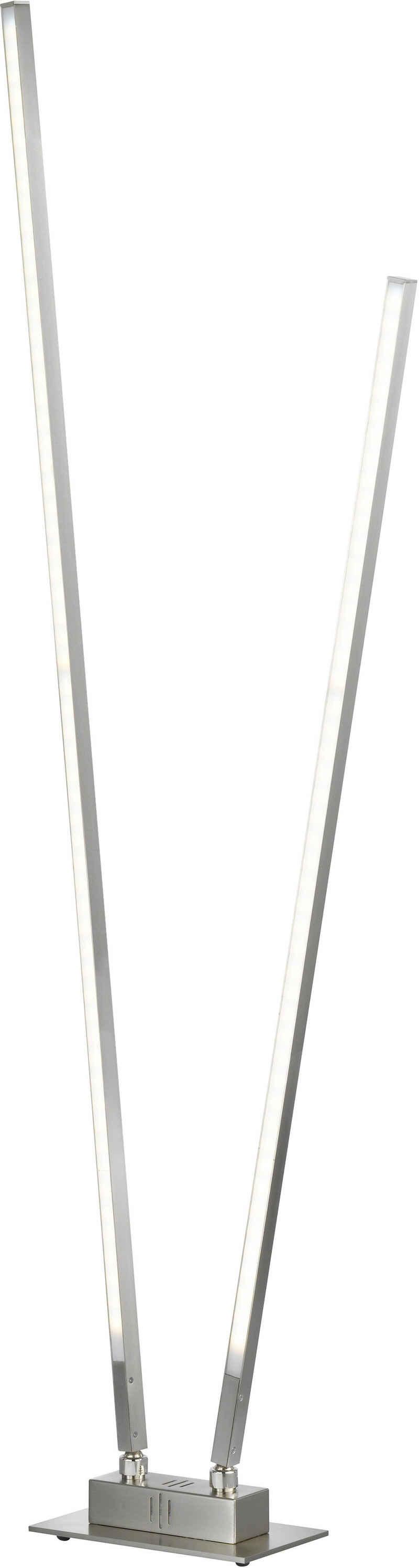 FISCHER & HONSEL LED Stehlampe »Carla Zig«