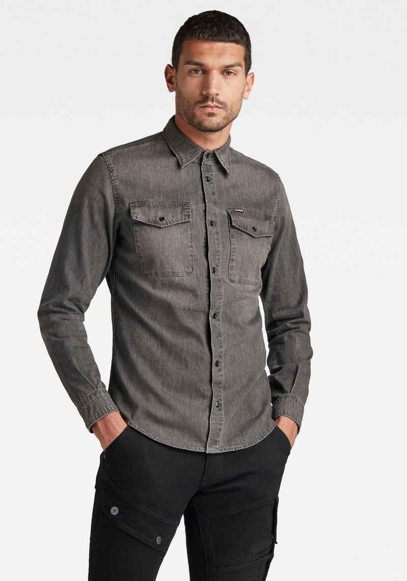 G-Star RAW Jeanshemd »Marine Slim Shirt«