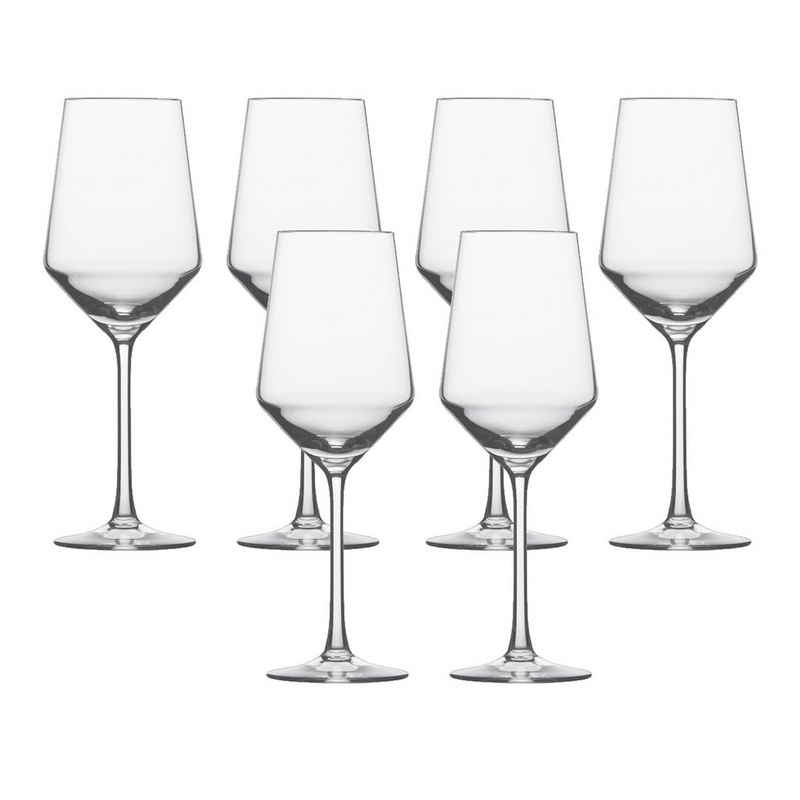 SCHOTT-ZWIESEL Weißweinglas »Pure«, TRITAN -Kristallglas