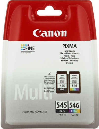 Canon »Canon PG-545/CL-546« Tintenpatrone