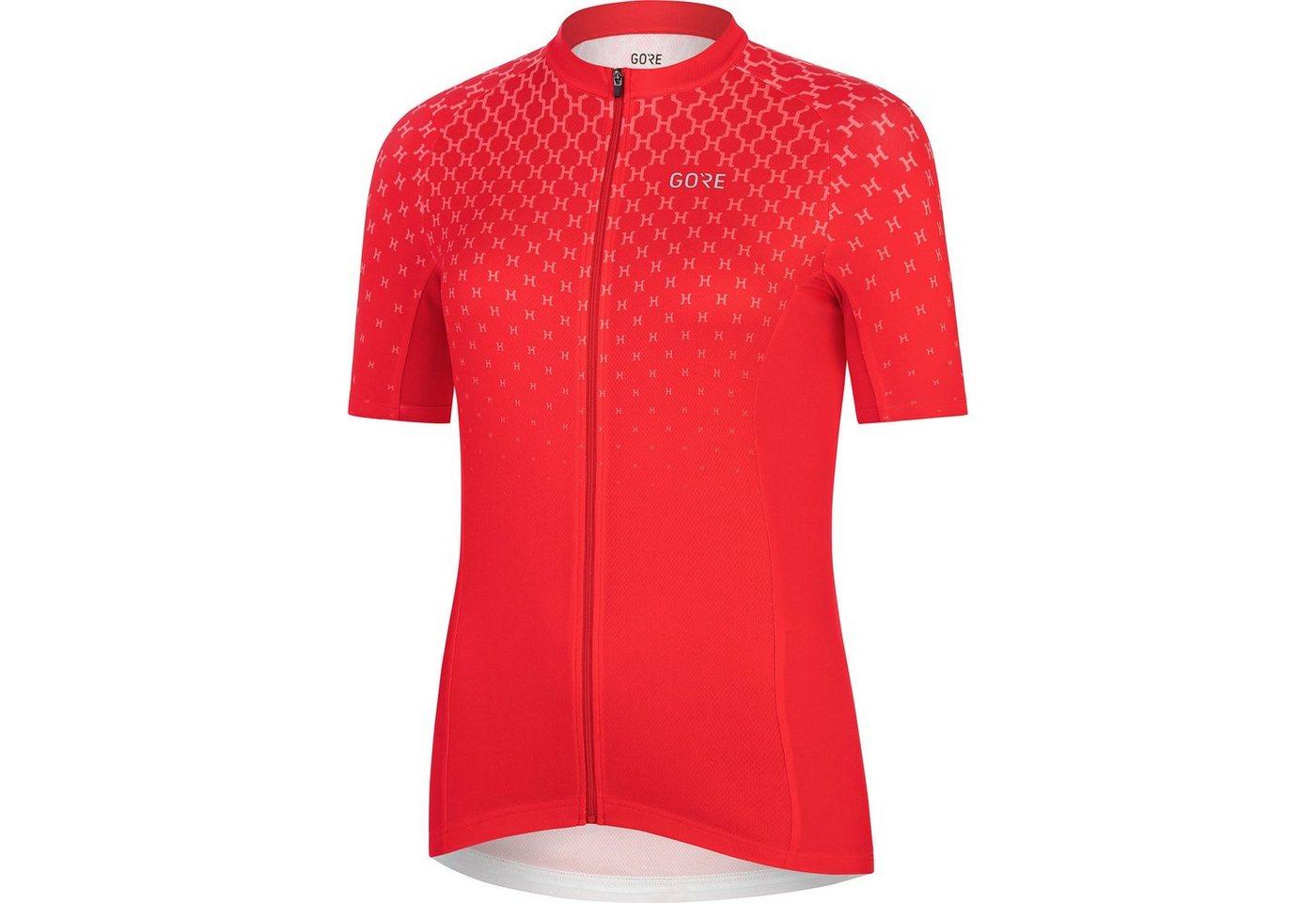 Sportmode - GORE® Wear Trikot »Hakka« keine Angabe › rot  - Onlineshop OTTO