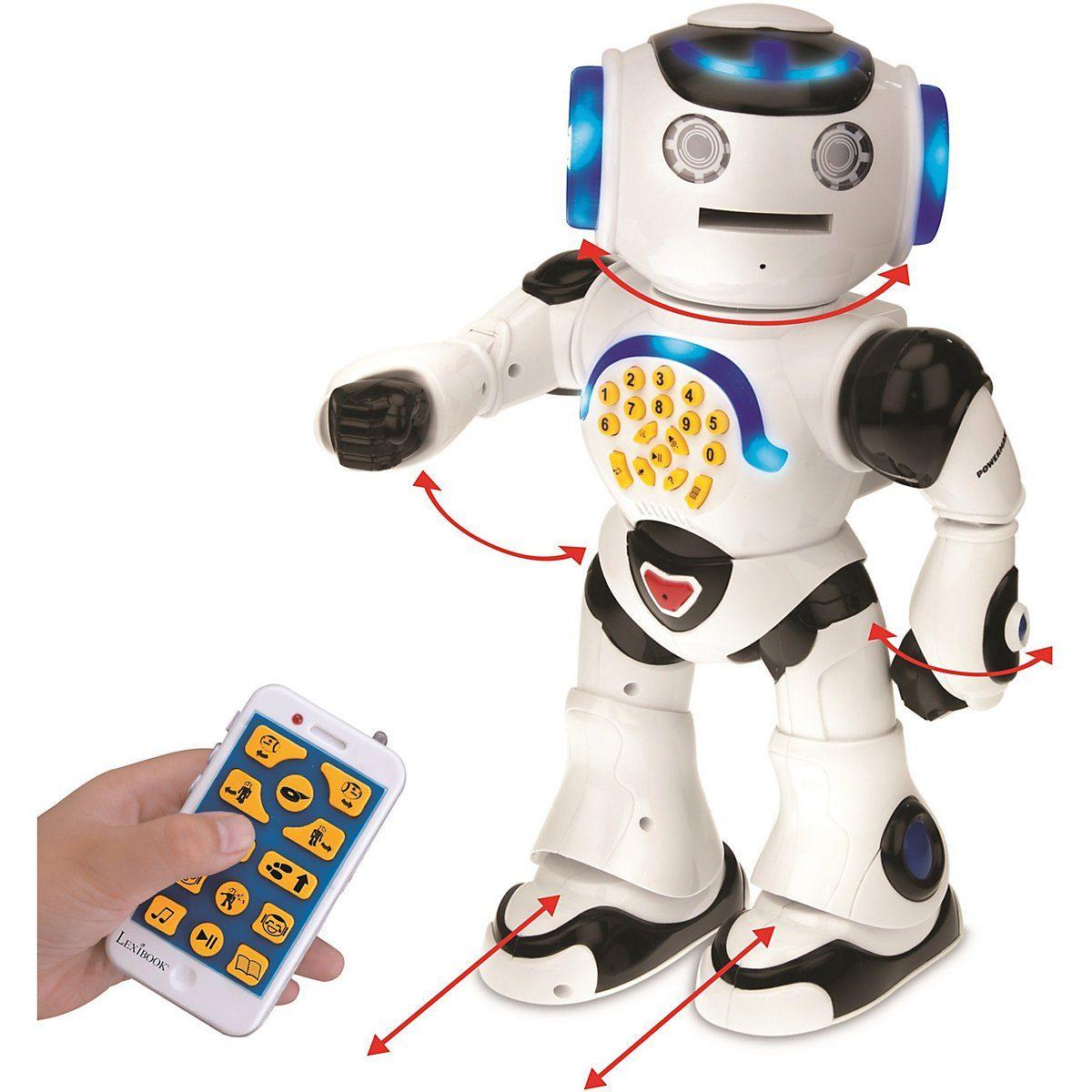Lexibook Powerman Lern-Roboter