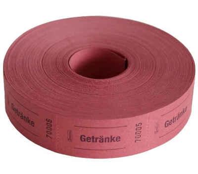 Avery Zweckform Geschirr-Set »Wert-Marke 57x30mm 1000 Abrisse pro Rolle versch.« (1000-tlg), Papier