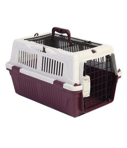 Dehner Tiertransportbox »Tier-Transportbox Robbi, Kunststoff/Metall«