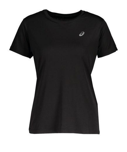 Asics Laufshirt »Silver Top kurzarm Running Damen«
