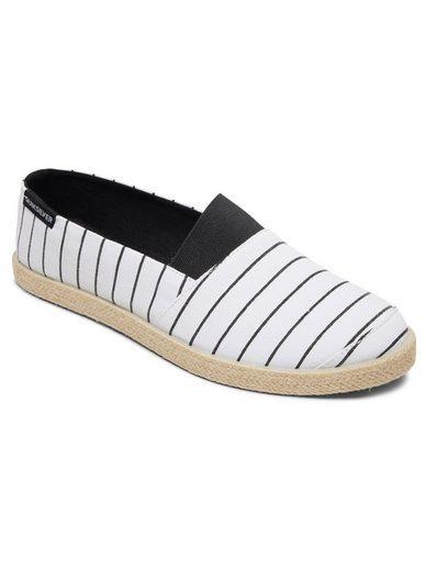 Quiksilver »Espadrilled« Slip-On Sneaker