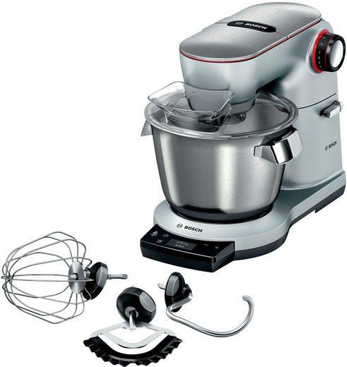 BOSCH Küchenmaschine OptiMUM MUM9AX5S00, 1500 W, 5,5 l Schüssel, mit integrierter Waage