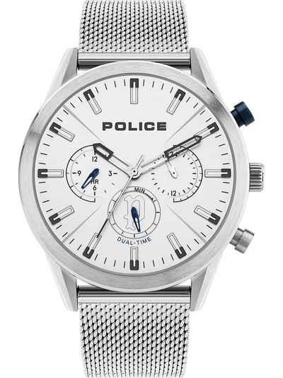 Police Chronograph »Police Herren-Uhren Analog Quarz«