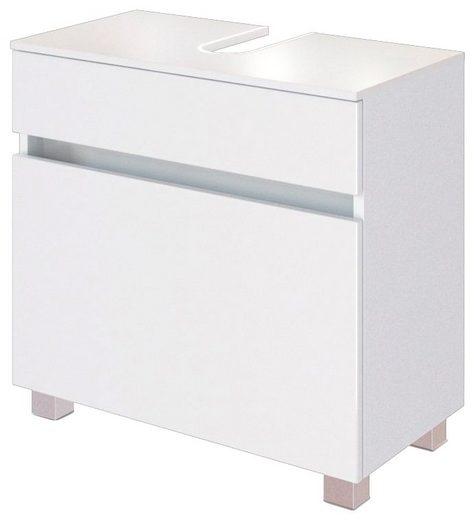 HELD MÖBEL Waschbeckenunterschrank »Baabe« Badmöbel Breite 60 cm, hängende Montage