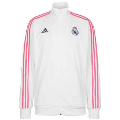 adidas Performance Sweatjacke »Real Madrid 3-Streifen«