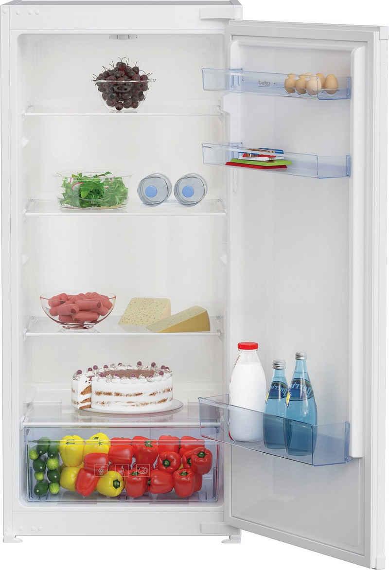 BEKO Einbaukühlschrank BLSA210M3SN, 121,5 cm hoch, 54 cm breit