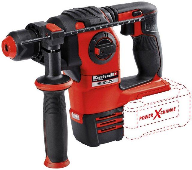 EINHELL Akku-Bohrhammer HEROCCO, für SDS-PLUS, 30 mm, ohne Akku und Ladegerät, inkl. Koffer