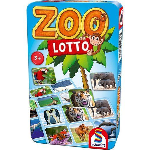 Schmidt Spiele Spiel, »Zoo Lotto«
