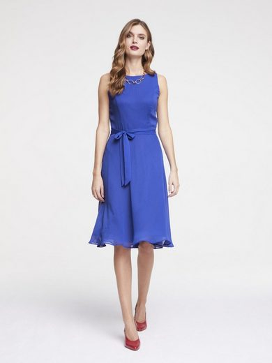 ASHLEY BROOKE by Heine A-Linien-Kleid mit Chiffon
