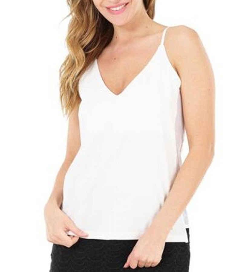 Picture Tanktop »Picture Sand Sommer-Shirt super schickes Damen Tank-Top aus Bio-Baumwolle Top Weiß«