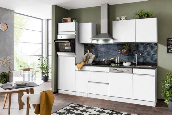 OPTIFIT Küchenzeile »Roth«, mit E-Geräten, Breite 270 cm