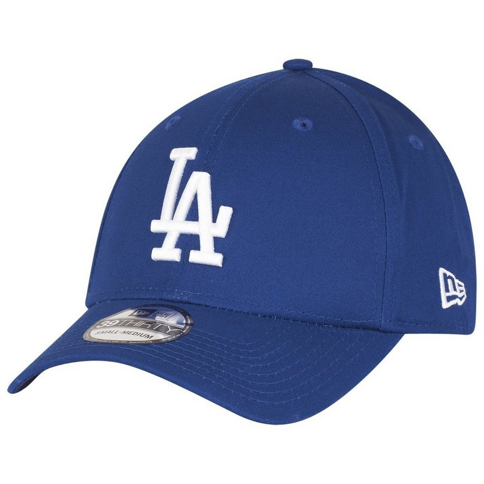 New Era LA Dodgers 39Thirty Flexcap Schwarz