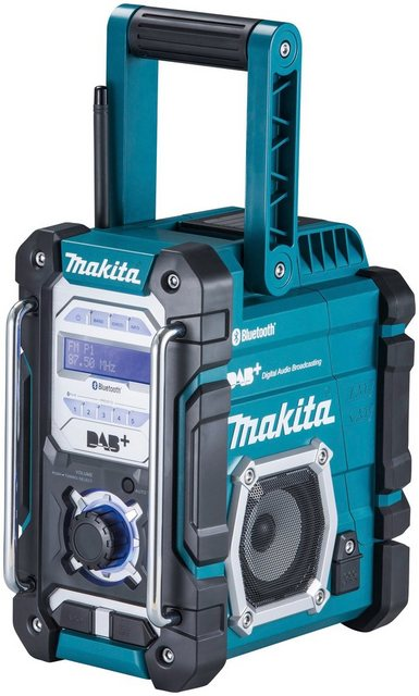 Makita DMR112 Baustellenradio FM-Tuner, Digitalradio DAB