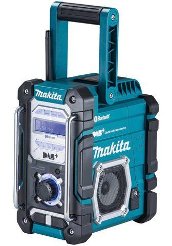 Makita »DMR112« Baustellenradio (FM-Tuner Ska...