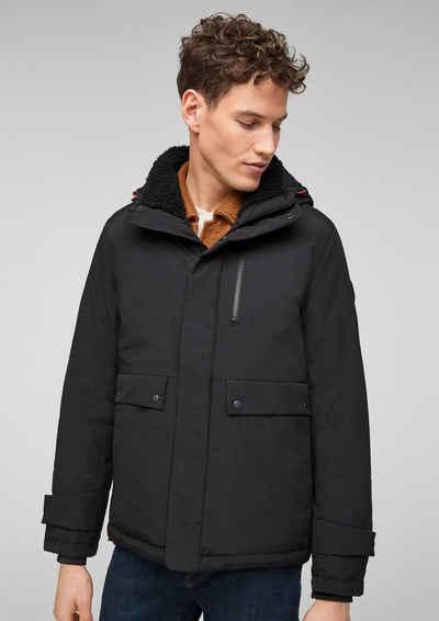 s.Oliver Outdoorjacke »Wattierte Jacke mit 3M Thinsulate™«