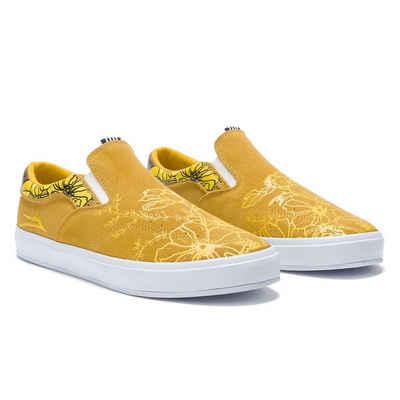Lakai »Owen VLK - gold suede« Slip-On Sneaker