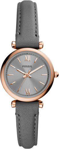 Fossil Quarzuhr »CARLIE MINI, ES5068«, (1-tlg)