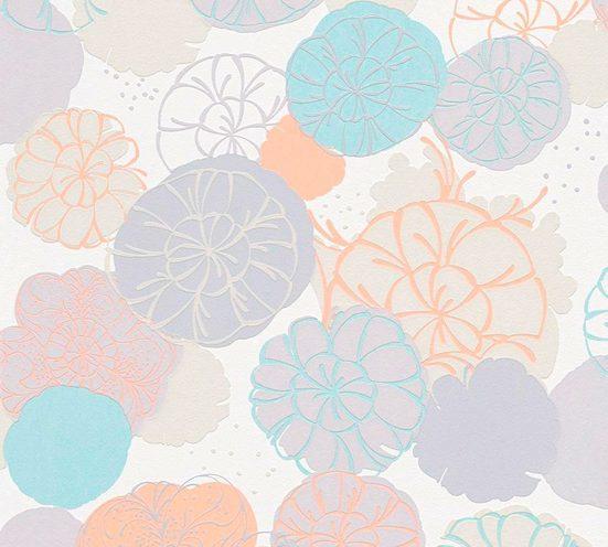 Esprit Vliestapete »Dream of Spring«, floral, geblümt, mit Blumen